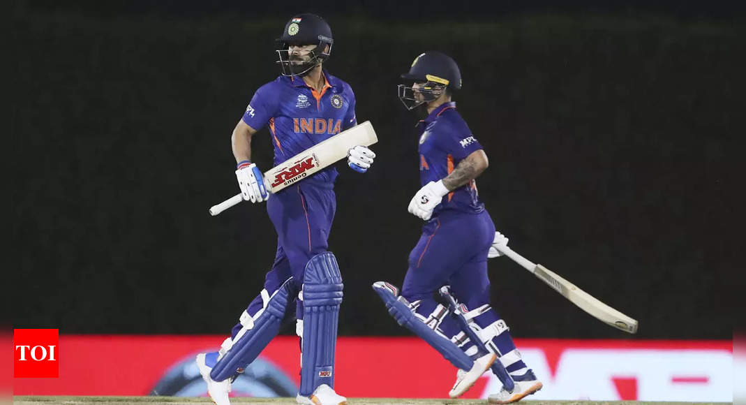 WT20: India look to fix batting order in final warm-up game vs Australia