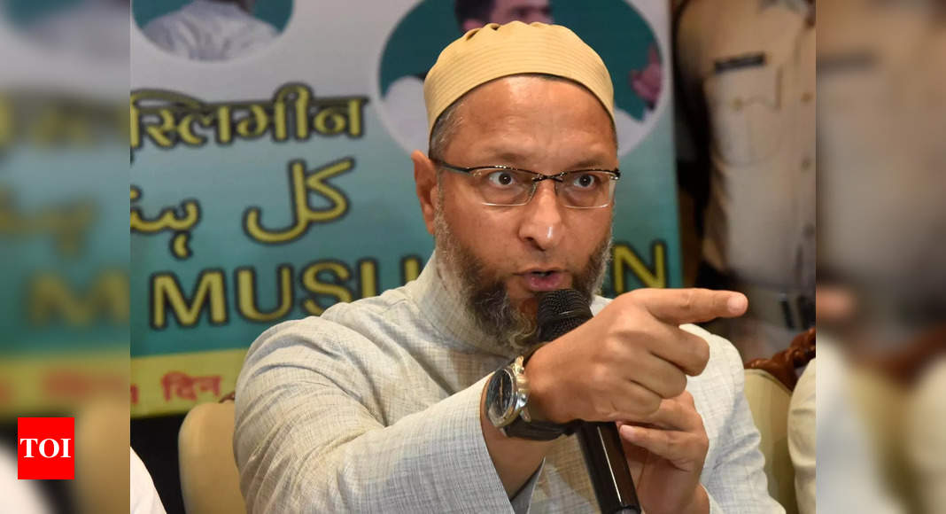 Will you play T-20 with Pakistan? Owaisi's barb on PM Modi over recent civilian killings, loss of soldiers lives in J&K