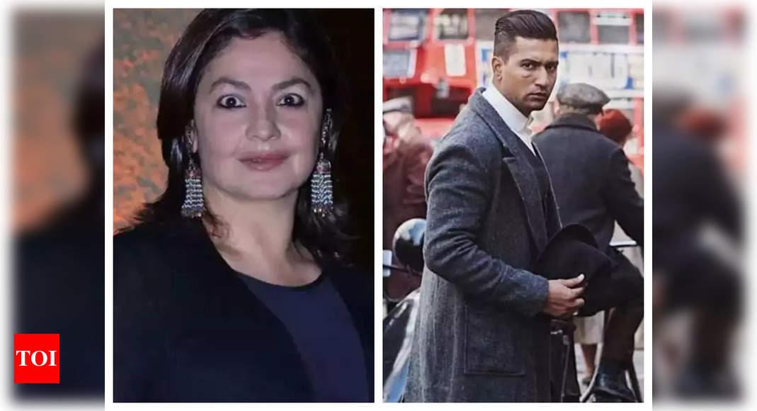 Pooja Bhatt reviews Vicky's Sardar Udham