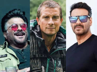 Into the Wild: Anil's warning to Ajay Dvgn
