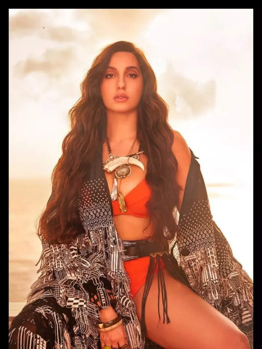 Too-hot-to-handle pictures of Nora Fatehi