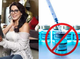 Pooja Bedi tests COVID positive: Why her stance on not taking the vaccine and believing in 'natural immunity' is problematic