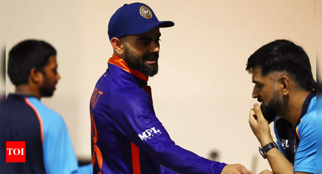 Having Dhoni inside dressing room gives a sense of calmness: Rahul