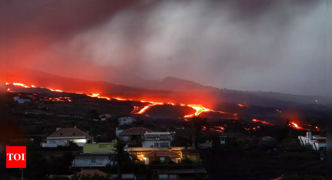 La Palma evacuees see no end to ordeal after month of volcanic eruption