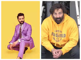 Riteish Deshmukh wishes Sunny Deol on his 65th birthday; says 'Man with the strongest arms and softest heart'