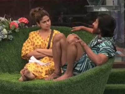 Vishal teases Shamita with Raqesh's name