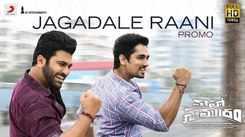 Maha Samudram | Song Promo - Jagadale Raani