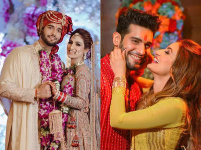 YHM actor Abhishek ties the knot with Suhani