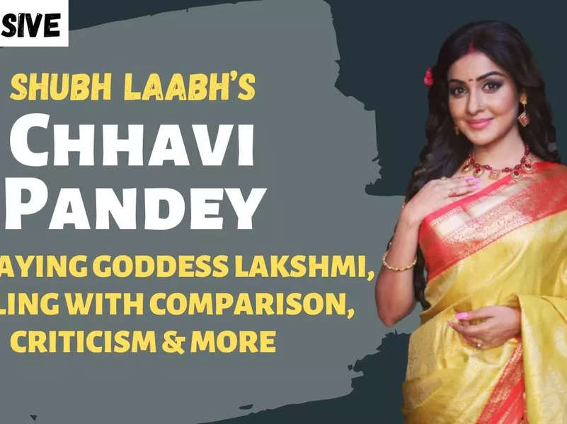 Shubh Laabh's Chhavi Pandey on playing a double role: It's challenging for an actor and quite a task