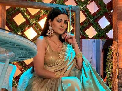Sumati on playing Aashi in Tera Mera Saath Rahe