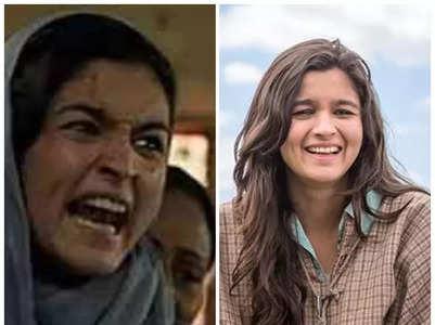 Alia Bhatt's finest on-screen characters