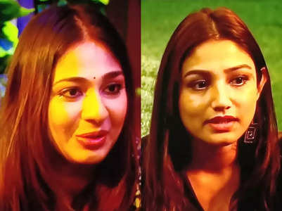 BB15: Vidhi Pandya, Donal Bisht get evicted