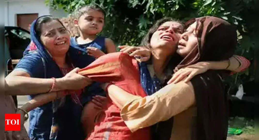 j&k:   NIA to investigate 4 cases of civilian killings in J&K | India News – Times of India