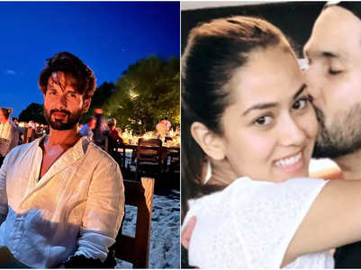 Mira enjoys a special date with Shahid
