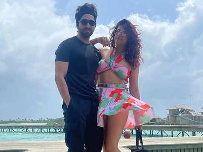Ayushmann shares holiday pic with Tahira
