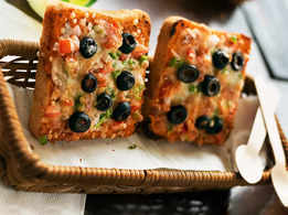 Sooji Pizza