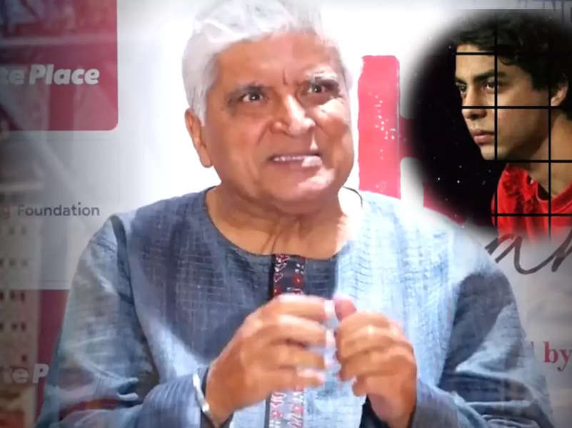 Film industry has to pay a price for being high profile: Javed Akhtar on Aryan Khan's arrest in drugs case