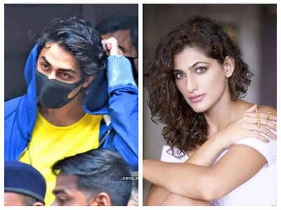 Kubbra Sait reacts to Aryan Khan's case