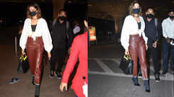 Deepika Padukone is shelling out major airport fashion goals with her latest casual-yet-stylish look