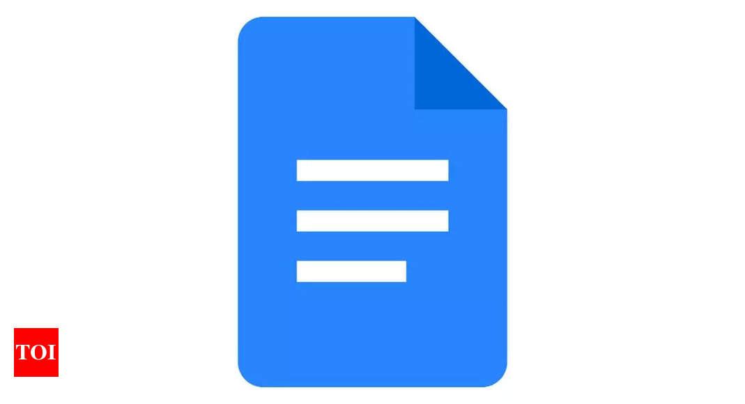 google:  Google Docs '@mention' feature is getting new capabilities – Times of India