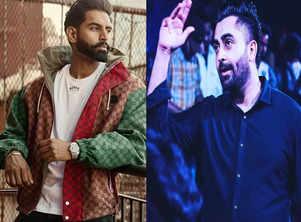 Parmish Verma reacts to Sharry Mann's viral video