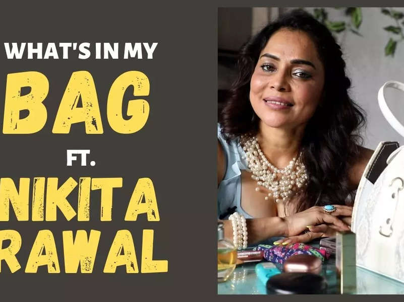 What's In My Bag with Nikita Rawal