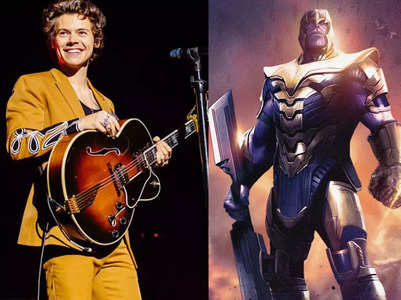 Harry Styles rumoured to be in 'Eternals'