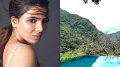 Samantha Ruth Prabhu shares glimpses of her much-needed vacation in Rishikesh
