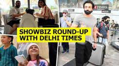 Showbiz round up with Delhi Times