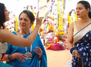 Kajol and Tanisha's public spat is relatable