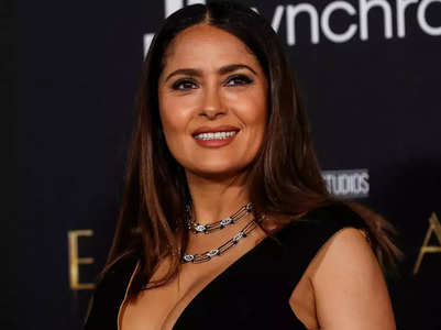 Salma Hayek on her role in 'Eternals'