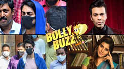 Bolly Buzz: Aryan Khan's bail plea rejected in drugs case; Samantha Ruth Prabhu jets off to Rishikesh for a vacation