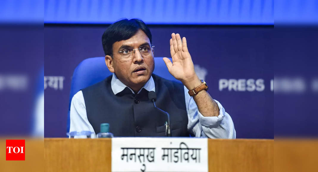 Union health minister to launch song to celebrate 100 crore Covid-19 vaccine doses