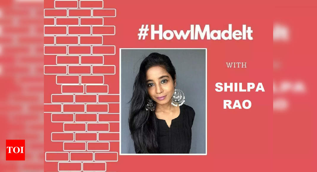 HowIMadeIt! Shilpa Rao: I was told that I have a different voice
