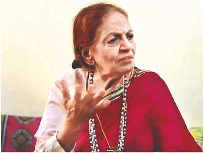 Savita Bajaj leaves Nupur's sister's home