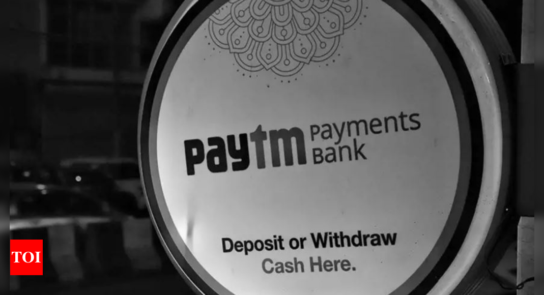 RBI fines Paytm Payments Bank, Western Union