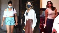 #CelebrityEvenings: From Sara Ali Khan to Deepika Padukone, Bollywood celebs spotted in Mumbai