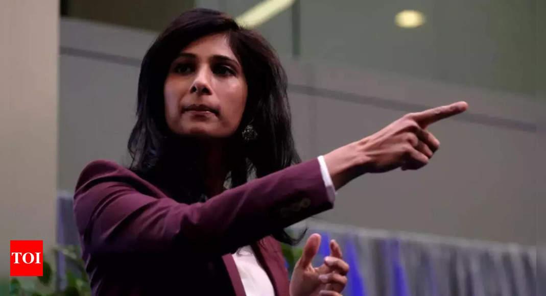 IMF's Gita Gopinath will return to Harvard