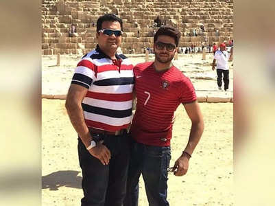 Worried about my son's security in jail: Arbaaz's dad