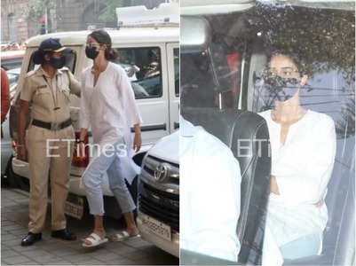 SRK's son Aryan Khan drug case Live Updates: SRK reaches Arthur road jail to meet his son