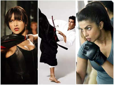 B-town celebs who are trained in martial arts