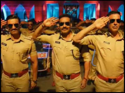 Aila Re Ailla song from Sooryavanshi is out