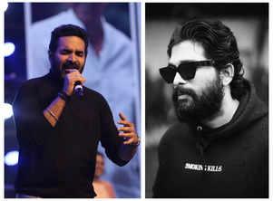 Allu Arjun asks Gopi Sundar to compose for his film!