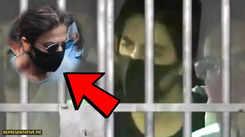 Mumbai rave party case: Shah Rukh Khan visits son Aryan Khan at Arthur Road Jail