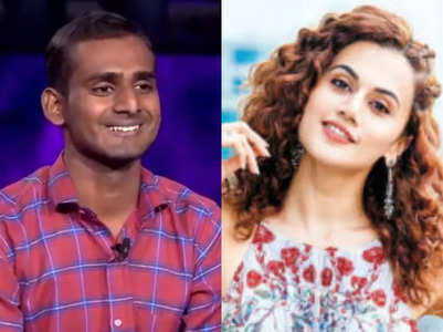 KBC 13: Taapsee reveals her favourite food