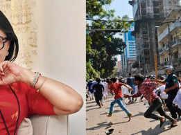 Aparna Sen reacts to Bangladesh violence, asks 'is it turning into Pakistan'