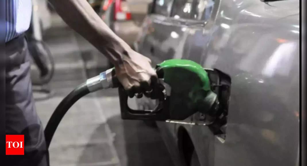 Petrol, diesel prices hiked again; diesel above Rs 99/litre