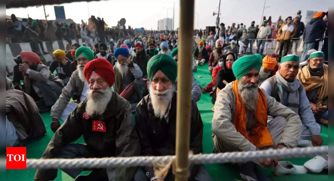 Farmers have right to protest but can't block roads indefinitely: SC