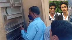 Trouble mounts for Aryan Khan, NCB officials visits Shah Rukh Khan's residence Mannat