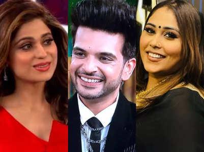 Karan jokes about Afsana-Shamita's friendship